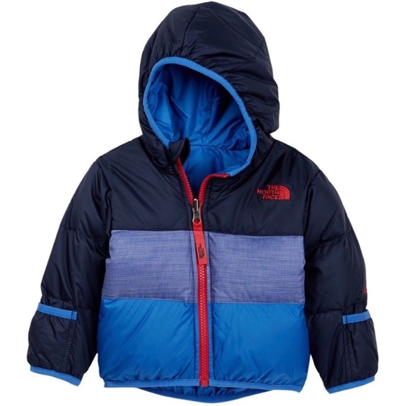 a40068400 NEW The North Face Moondoggy Reversible Jacket 0-3 Boutique